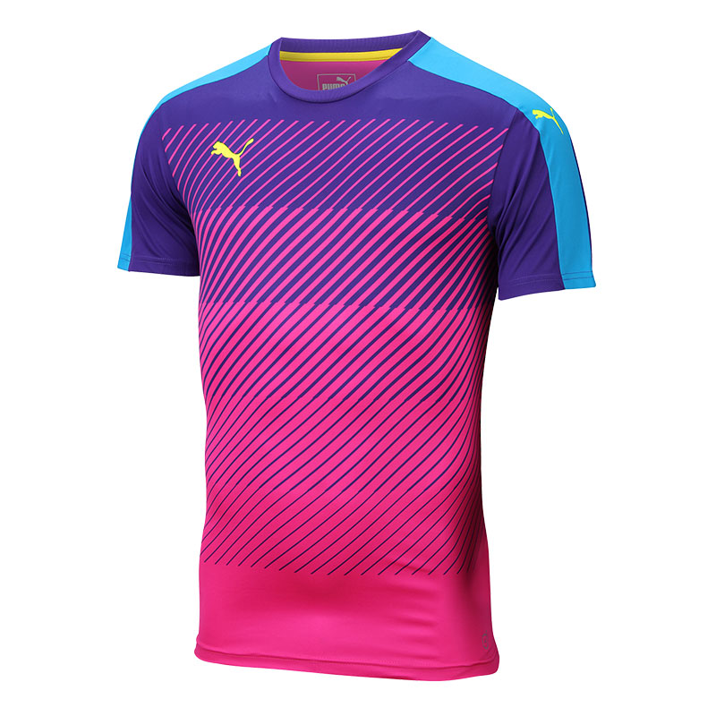 Puma Men S Glory Short Sleeved Shirt Soccer Premier