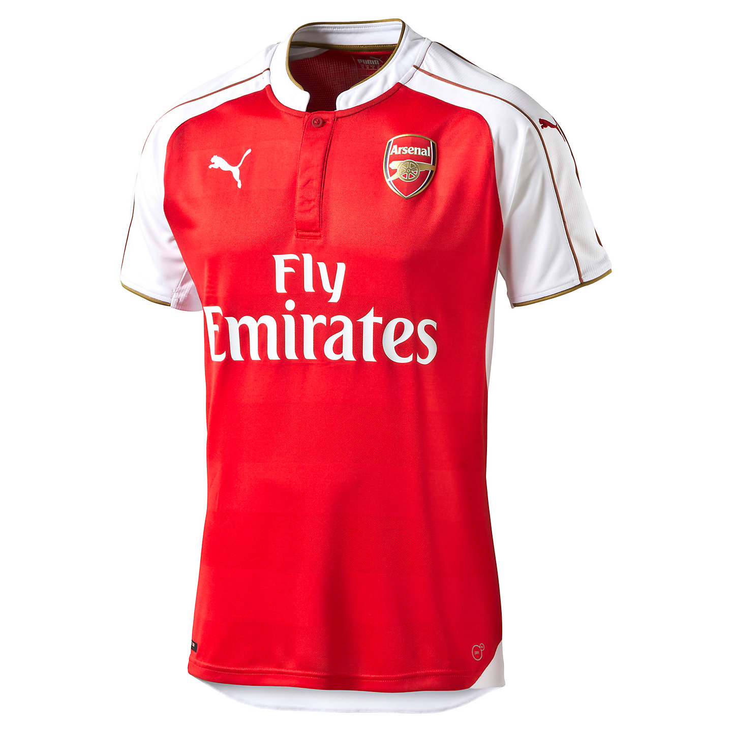 Puma Arsenal Uomo Home Stadium Stadium Stadium Jersey 2015/16 (Model 747566) (Uomo) 351115