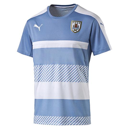 f00fbcb95ed Puma Uruguay Men s Training Jersey - Soccer Premier