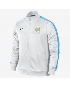 Nike Manchester City Men's Authentic N98 Track Jacket 2013/14