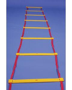 Slats Adjustable Agility Speed Ladder with bag (26.24 foot-16 Slats)