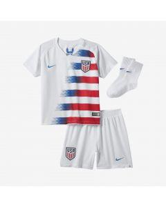 Nike Jr. Breathe USA Home Kit