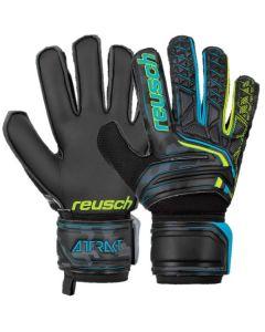 Reusch Junior Attrakt SD Open Cuff Finger Support Goalie Gloves