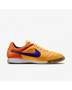 Nike Tiempo Genio Leather IC (Orange)