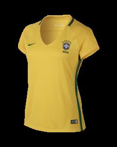 Nike Brasil Women's Home Stadium Jersey