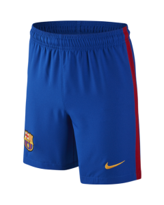 Nike Barcelona Youth Home Shorts 2016/17