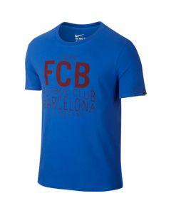 Nike FC Barcelona Sqaud Tee