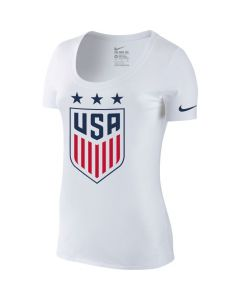 Nike Women's Team USA Crest T-Shirt