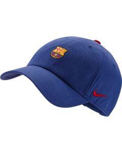 Nike Unisex FC Barcelona Heritage86 Cap 2017/18