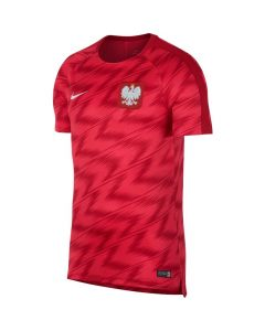 Nike Dry Poland Squad Football Top 2018