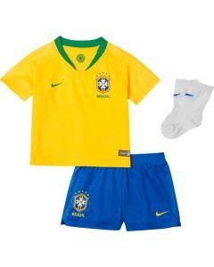 Nike Jr. Brazil CBF Home Kit FIFA World Cup 2018/19