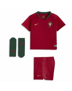 Nike Jr. Portugal Home Infant Kits FIFA World Cup 2018/19