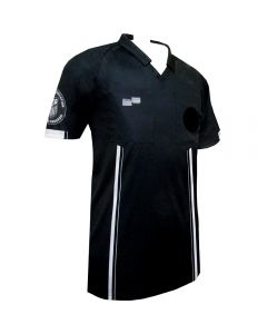 Official Sports USSF Economy Black SS Shirt