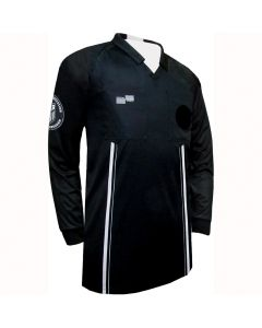 Official Sports USSF Economy Black LS Shirt