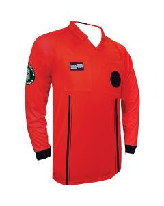 Official Sports USSF Economy Red LS Shirt