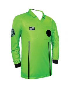 Official Sports USSF Economy Green LS Shirt