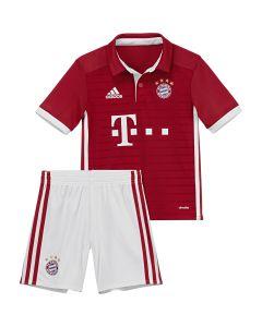 adidas Bayern Munich Toddler Home Mini Kit