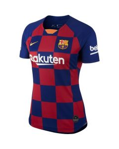 Nike FC Barcelona 2019/20 Stadium Home Womens Jersey