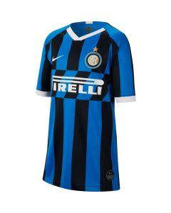 Nike Inter Milan 2019/20 Youth Stadium Home Jersey