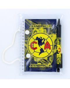Club America Notebook Pen Set 01