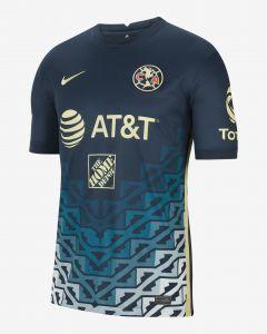 Nike Club América 2021/22 Stadium Away Men's Soccer Jersey
