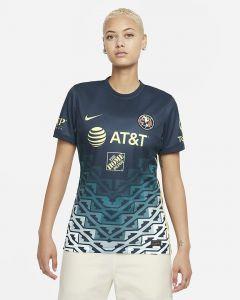 Nike Club América 2021/22 Stadium Away Women's Soccer Jersey