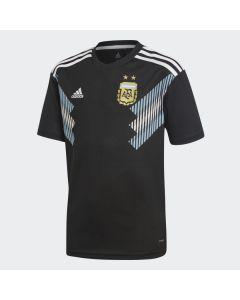adidas Argentina Youth Away Stadium Jersey 2018/19