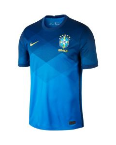 Nike Brasil 2020 Stadium Away Men's Soccer Jersey