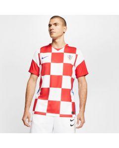Nike Croatia 2020 Stadium Home Men's Soccer Jersey
