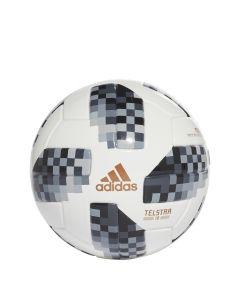 Adidas World Cup Mini Soccer Ball 2018- Black