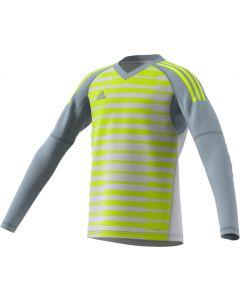 Adidas Kids Adipro 18 Goalkeeper Long Sleeves Jersey