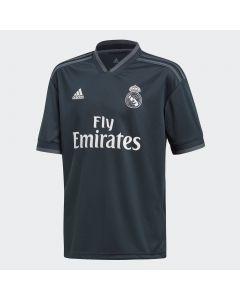 Adidas Kids Real Madrid Away Jersey 2018/19