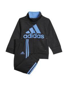 Adidas Amplified Net Embossed Jacket Set