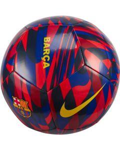Nike FC Barcelona Pitch Soccer Ball