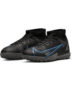 Nike Jr. Mercurial Superfly 8 Academy TF (Black-Iron)