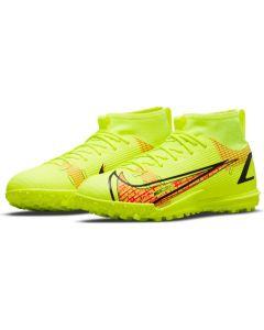 Nike Jr. Mercurial Superfly 8 Academy TF (Volt)
