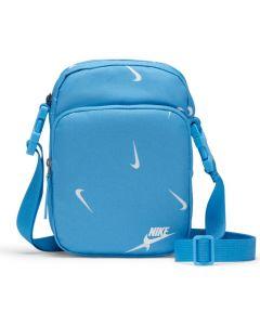 Nike Heritage Small Item Bag (Blue)