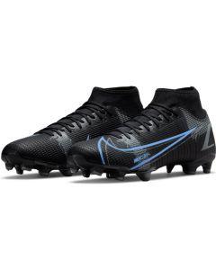 Nike Mercurial Superfly 8 Academy FG/MG (Black-Iron)