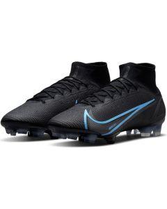 Nike Mercurial Superfly 8 Elite FG (Black)