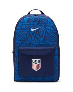 Nike U.S. Stadium Soccer Backpack (Blue)