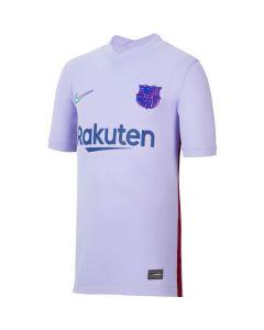 Nike FC Barcelona Away Youth Jersey 2021/22