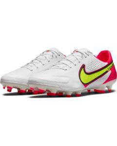 Nike Tiempo Legend 9 Pro FG (White-Bright Crimson)