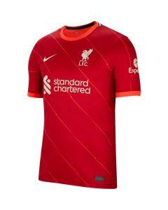 Nike Liverpool FC 2021/22 Stadium Home Men's Soccer Jersey