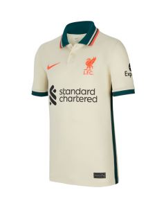 Nike Liverpool FC 2021/22 Stadium Away Youth Soccer Jersey