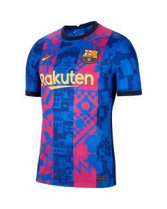 Nike FC Barcelona  Stadium 3rd Men's Jersey 2021/22