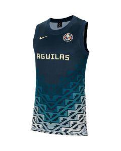 Nike Club América Men's Sleeveless Basketball Top