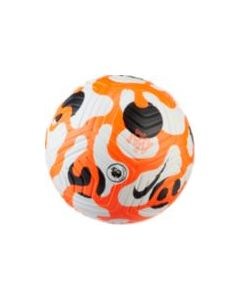 Nike Premier League Strike White Orange
