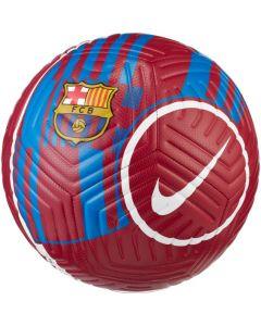 Nike FC Barcelona Strike Soccer Ball 2021-22