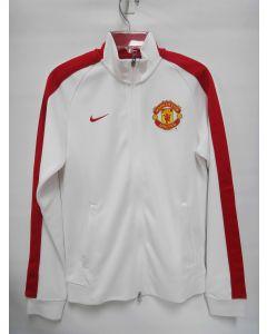 Nike Manchester United Anthem Jacket White 2014/15