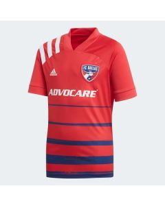 ADIDAS FC DALLAS HOME YOUTH JERSEY